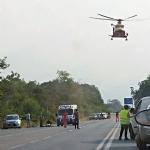 RIVALTA - Scontro tra un ciclista e unauto sulla provinciale 6 nel tratto di Tetti Francesi - immagine 1