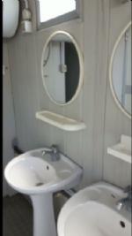 ESCLUSIVO - Le immagini allinterno dei container del nuovo campo nomadi di Moncalieri - immagine 1
