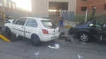 BRUINO - Schianto nella zona industriale: due automobilisti feriti e ricoverati in ospedale - immagine 1