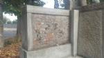 NICHELINO - Vandalizzato il monumento ai caduti in piazza Martiri - immagine 1