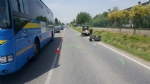 RIVALTA - Ennesimo schianto sulla sp 143. Traffico e code tra Rivalta e Rivoli - immagine 1