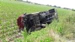 MONCALIERI - Pauroso incidente sulla direttrice per Carmagnola, 35 enne in prognosi riservata - immagine 1