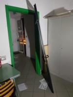 MONCALIERI - Tornano in azione i vandali al centro polifunzionale di Santa Maria - immagine 1