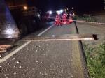 Gravissimo incidente stradale nella notte in tangenziale tra Nichelino e La Loggia - LE FOTO - - immagine 1