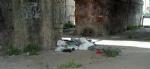 MONCALIERI - Continuano gli abbandoni di rifiuti a Borgo Mercato - immagine 1