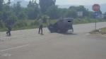 RIVALTA - Auto ribaltata in via Giaveno: traffico in tilt a Gerbole - immagine 5
