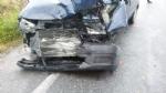 ORBASSANO - Un altro incidente sulla strada della morte tra Stupinigi e Orbassano - immagine 1