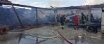 BEINASCO - Incendio nel deposito di unimpresa di costruzioni a Borgaretto: tanta paura, ma nessun ferito - immagine 11