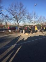 MONCALIERI - Protesta dei profughi: «Siamo senza documenti». Occupata via Postiglione - FOTO - immagine 8