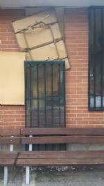 RIVALTA - Vandali alla polisportiva di Pasta: rotte le porte e arredi - LE FOTO - - immagine 1