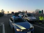MONCALIERI - Grave incidente stradale in tangenziale: ferita una guardia giurata - FOTO - immagine 5