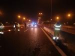 MONCALIERI - Grave incidente stradale in tangenziale: ferita una guardia giurata - FOTO - immagine 1