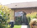 MONCALIERI - La protesta di un casolare a Tetti Piatti: «Raggirati ed alluvionati» - immagine 1