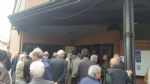 NICHELINO - Chiesa gremita per lultimo saluto ad Andrea Parisi «Il papà di tutti» - immagine 1
