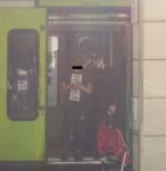 CARMAGNOLA - E senza biglietto, non vuole scendere e aggredisce verbalmente un carabiniere in borghese. Treno bloccato - immagine 2