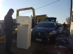 BEINASCO - Sequestrati 40 elettrodomestici nel campo nomadi di Borgaretto - immagine 1