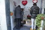 NICHELINO - Lomaggio del Comune e di Chiara Appendino alla lapide delle vittime ThyssenKrupp - immagine 1