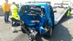 ORBASSANO - Incidente stradale sulla tangenziale di Torino: quattro feriti. Grave una donna disabile - FOTO - immagine 9