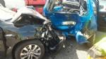 ORBASSANO - Incidente stradale sulla tangenziale di Torino: quattro feriti. Grave una donna disabile - FOTO - immagine 1