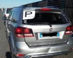 BEINASCO - Follia sulla Torino-Pinerolo: pirata in contromano, provoca incidente e scappa - immagine 1