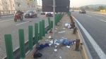 MONCALIERI - Ennesimo incidente sulla sopraelevata di corso Trieste: 21enne in gravi condizioni - immagine 1