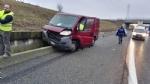 ORBASSANO - Incidente stradale sul raccordo: due feriti - FOTO - immagine 1