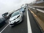 RIVALTA - Raffica di incidenti in tangenziale: 5 automobilisti in ospedale - LE FOTO - immagine 1