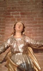 MONCALIERI - Ladri nella parrocchia Santa Maria della Scala, rubato lo stellario dalla statua della Madonna - immagine 1