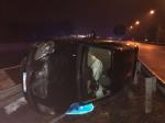 NICHELINO - Tragico incidente in tangenziale: muore un 25enne dopo uno schianto contro il guardrail - immagine 1