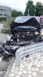 La rabbia del web sulluomo che ha travolto i due motociclisti, uccidendo Elisa Ferrero - immagine 2