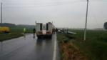 VIRLE - Grave incidente sulla provinciale 138 per Cercenasco - immagine 2