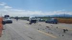 NICHELINO - Grave incidente in via Debouchè: due feriti e lunghe code - immagine 2