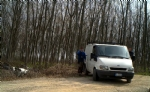 VINOVO -  Abbandonano rifiuti tra Vinovo e Nichelino: incastrati dalle telecamere - immagine 2