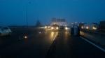 LA LOGGIA - Maxi incidente in tangenziale: tre feriti e sei veicoli coinvolti - LE FOTO - - immagine 2
