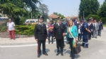 SANGANO - Lassociazione carabinieri si insedia nella villa confiscata dal Tribunale - immagine 2