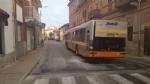 VINOVO - Autobus prende fuoco allimprovviso: autista in ospedale, tre passeggeri illesi - FOTO - immagine 4