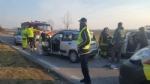 RIVALTA - Maxi tamponamento in strada San Luigi: sei mezzi coinvolti, due feriti - FOTO - immagine 4
