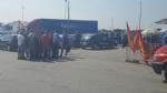 ORBASSANO - I sindacati bloccano i camion della Tark: «Ritirate i licenziamenti». - immagine 2