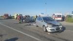 CARMAGNOLA - Ancora un terribile schianto sulla provinciale 393: tre feriti e traffico in tilt - immagine 2