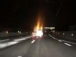 ORBASSANO - Olio in tangenziale per 12 chilometri: caos e disagi nella notte - immagine 2