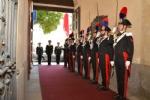 MONCALIERI - Il comandante generale dellArma fa visita ai carabinieri di Moncalieri - immagine 2