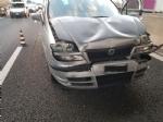 ORBASSANO - Carambola di auto in tangenziale: 7 veicoli coinvolti e traffico in tilt - immagine 2