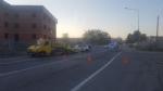 BRUINO - Schianto nella zona industriale: due automobilisti feriti e ricoverati in ospedale - immagine 2