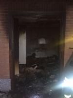 PIOSSASCO - Va a fuoco un appartamento, evacuata una palazzina in via Riva Po - LE FOTO - - immagine 2