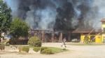 ORBASSANO - Brucia il fienile di cascina Gorgia - FOTO E VIDEO - immagine 2