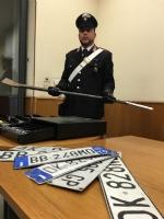 MONCALIERI - I carabinieri arrestano la banda delle spaccate - immagine 5