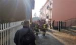 TROFARELLO - Si incendia il tetto di una palazzina: evacuate 14 famiglie - immagine 2