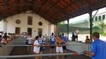 CARIGNANO - Tutti pazzi per il calciobalilla umano sotto lala di via Savoia - immagine 2