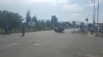 RIVALTA - Auto ribaltata in via Giaveno: traffico in tilt a Gerbole - immagine 2