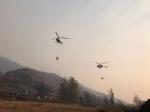 CINTURA SUD - Il fumo degli incendi arriva in pianura. LArpa: «Possono aumentare concentrazioni di Pm10» - immagine 2